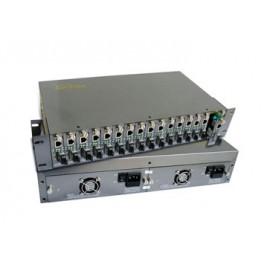 OPT-R14-2  14 bay with Dual P/W 100-200V/48V