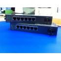 OPT-618A/B  6x10/100M RJ45 Port+1xFX Port 2Km